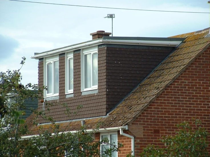 17 best images about dormers flat roof type by attic for Roof dormer design plans