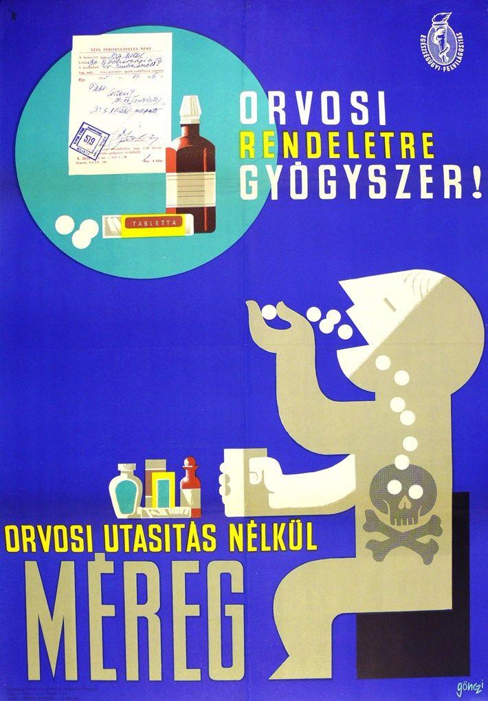 Gönczi-Gebhardt Tibor  - Orvosi rendeletre gyógyszer!