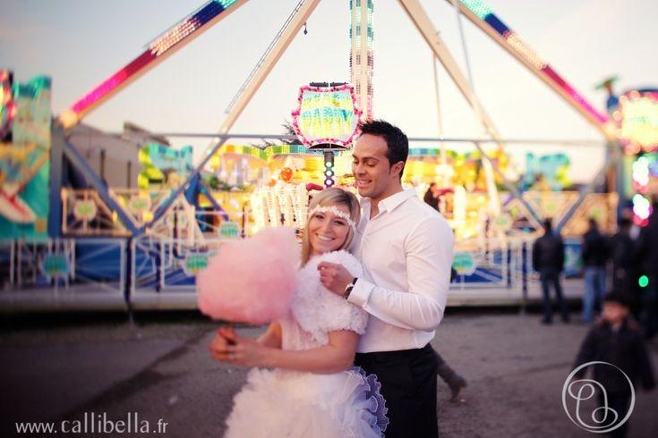 inspiration mariage photographe lyon 12 Inspiration Mariage   Fête foraine et décoration de table