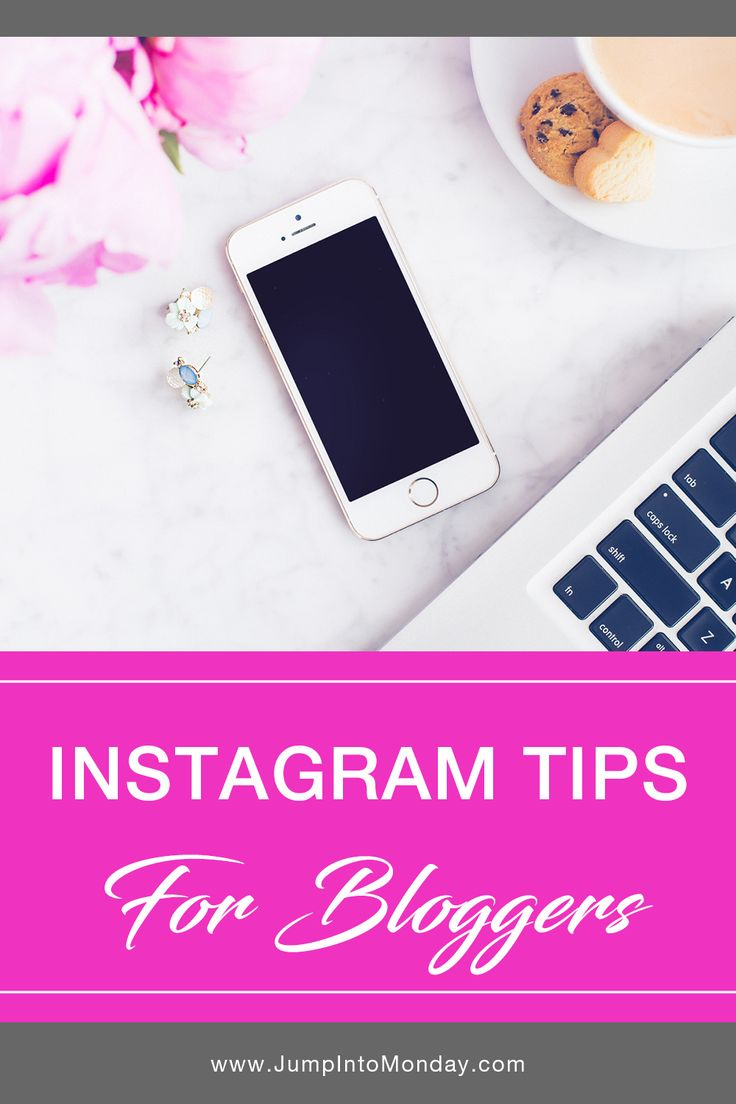 Instagram Tips For Bloggers. This is such a helpful post! Read now.