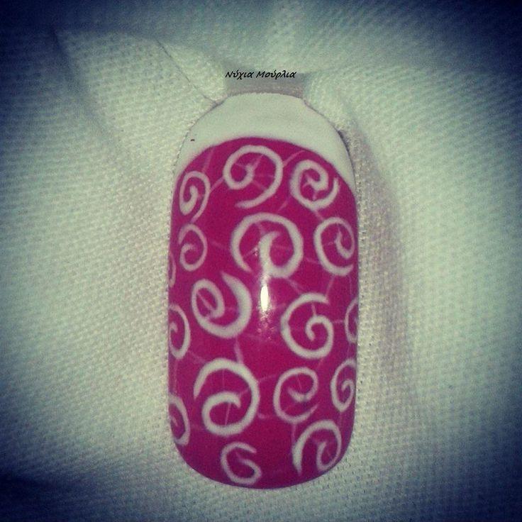 Nailart~Handmade nailart