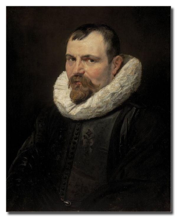 Reprodukcja Antoon van Dyck kod obrazu dyck95