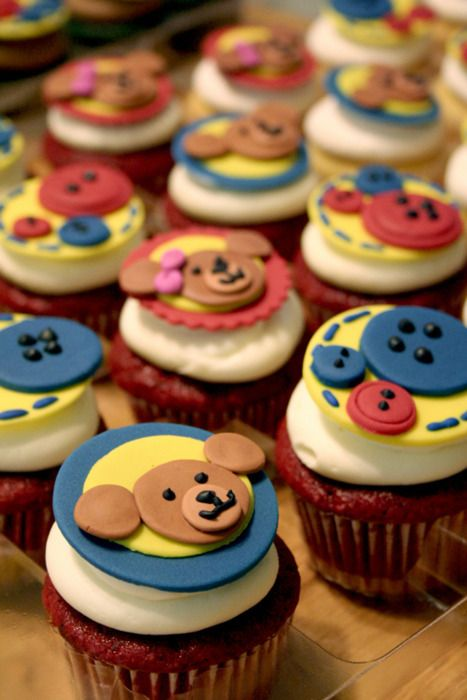 I want these at my next Build A Bear party ;)
