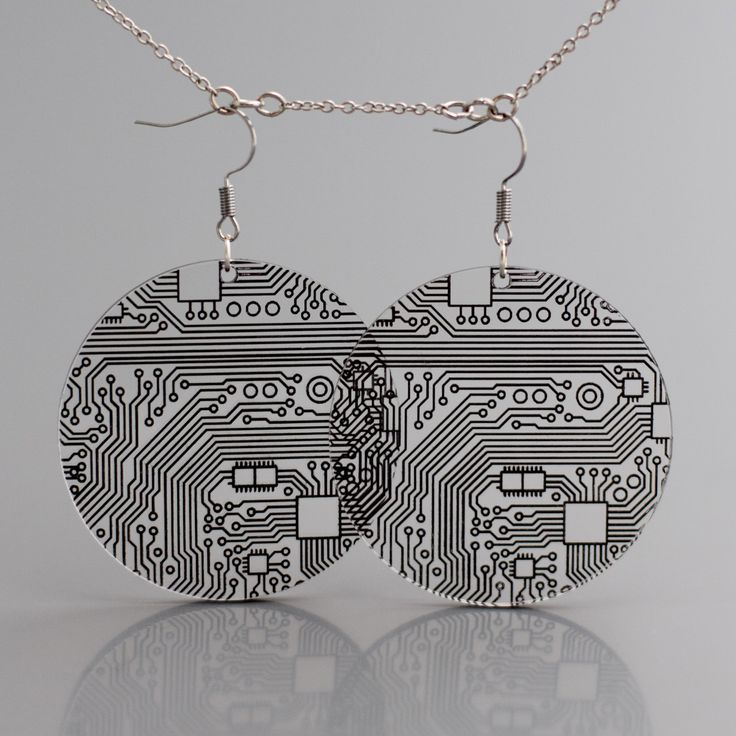 The original author's jewelry. Made by OOOPS*