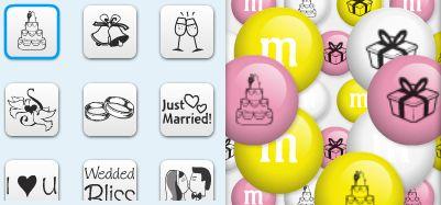 M&M'sエムアンドエムズオリジナルメッセージチョコレートお徳用どっさり2.2kg結婚式引き出物・内祝い・誕生日・記念日【送料無料】【smtb-k】【w3】【YDKG-k】【W3】