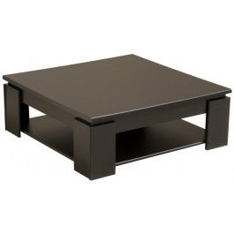 Parisot Quadri Coffee Table - Black