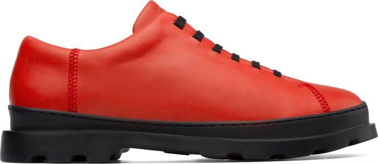 Camper Brutus Rojo Zapatos de vestir Hombre K100245-005