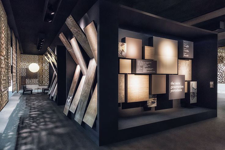 Collaboration with Paolo Cesaretti Architectural Firm.A project combining sleek decoration with a bit of mistery in a place devoted to business transactions. From the entrance, a combination of overlaying patterns leads the visitor to a main lobby space…                                                                                                                                                     More