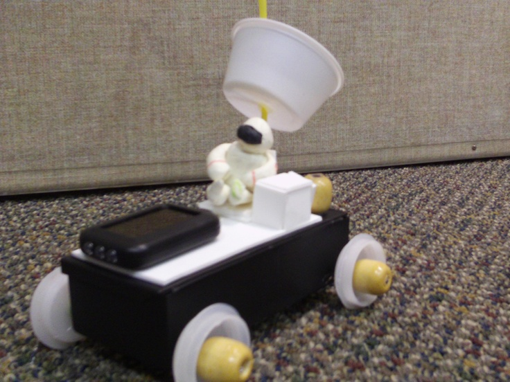mars rover school project - photo #2