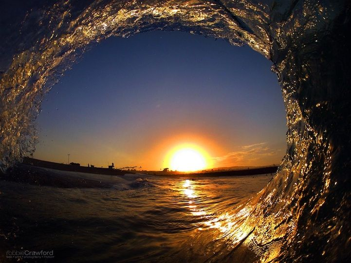 Silk Square Scarf - Sidney Sunset by VIDA VIDA G5b9LHH