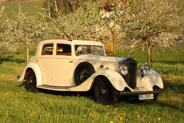 Oldtimer James - Oldtimerliebhaber- Oldtimergerechtes Hotel - Hotel Ritter Durbach