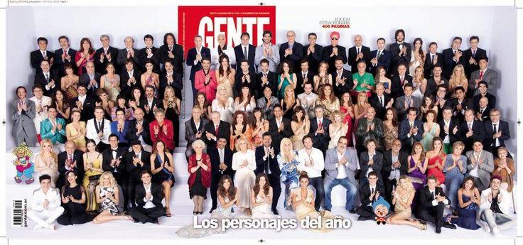 Twitter / SitiosArgentina: Tapa de revista gente. Los ...