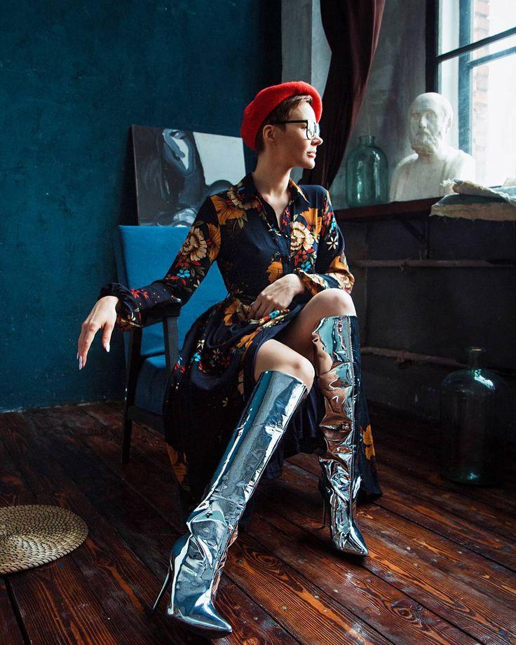 gvozdishe KENEL   # All Shoes #High Heels#Boots#Knee High Boots#High Heel Boots #STREET FASHION#All Boots #jessicabuurman @Jessica Buurman @instagram
