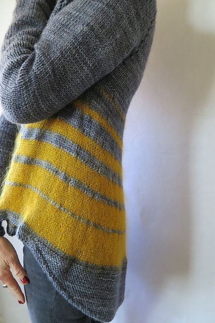 Ravelry: Project Gallery for Swingback pattern by Stephen West by rosanne