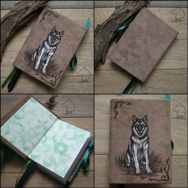 Koubi-book - handmade sketchbook by Dark-Lioncourt.deviantart.com on @DeviantArt