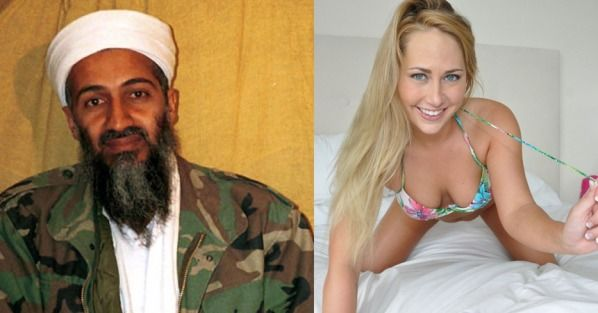 Turns Out Bin Laden Had a HUGE Porn Stash!
