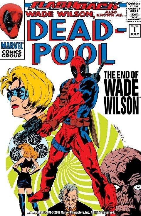 "... and the series returned to simply ""Deadpool"" and the original number at #65. The series ended at #69 and and was replaced by the Agent X comic."