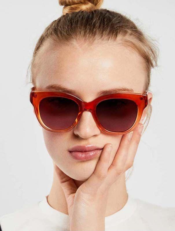 En Sol 2019Gafas Audrey For Women De Sunglasses Mujer Caramel NO8m0wnv