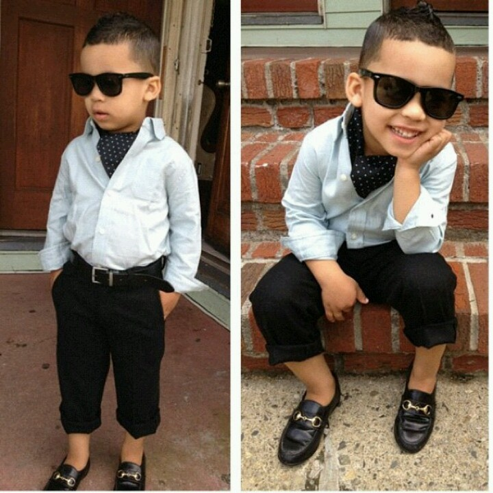 Mr. Cool -- Church Outfit | DorremieBoyz | Pinterest | Church outfits Kid swag and Babies