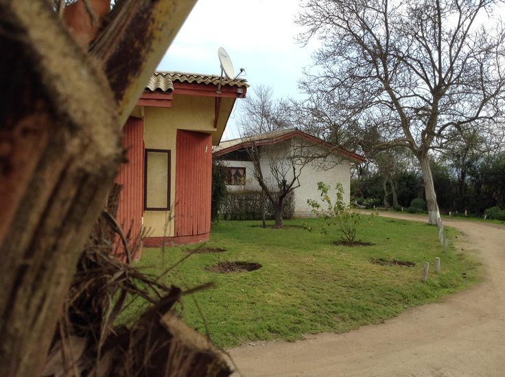 Centro de eventos y cabañas Doña Anita http://donaanita.cl/