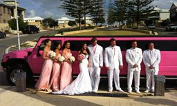 Pink Hummer Perth  www.wickedlimos.net.au