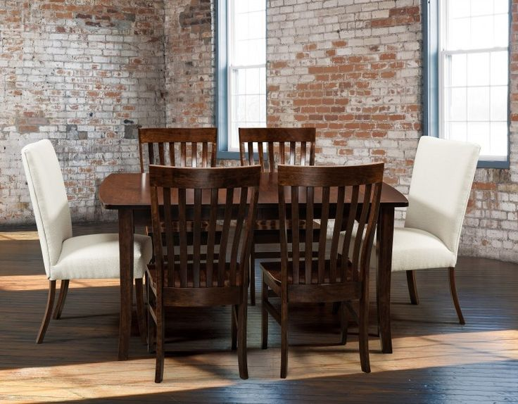The Theodore Chair Compliments Broadway Dining Table And Trenton It Is Available With