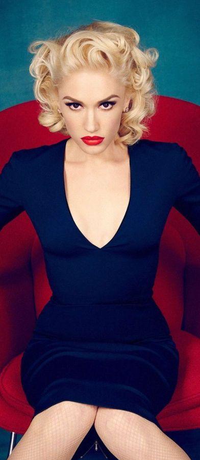 Gwen Stefani – Vanity Fair Magazine (March/April 2016)