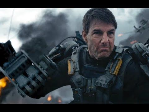 Must Watch: Action Sci-Fi #EdgeOfTomorrow Trailer with Tom Cruise and Emily Blunt - in theaters June 2014 #LiveDieRepeat