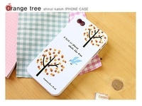 Funda Iphone 4 ORANGE TREE http://www.quemoneria.com