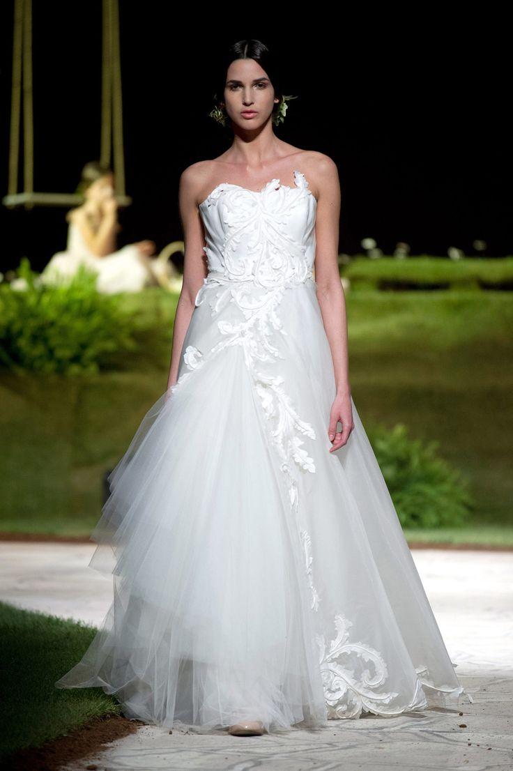 Vestidos de boda de David Fielden