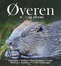 Bok om Øyeren og elvene av Søbye og Solberg. Perfekt turdestinasjon / kanopadling