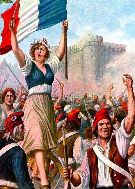 french revolution art - 464×650