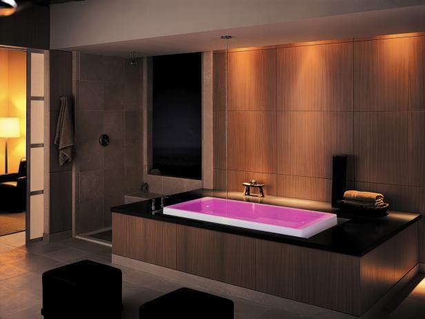 How to Choose a Bathtub | Bathroom Design - Choose Floor Plan & Bath Remodeling Materials | HGTV
