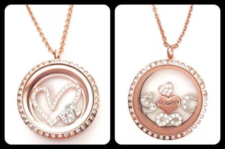 Gorgeous Rose Gold designs!