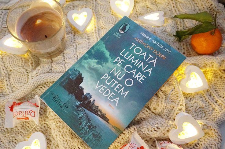 Recenzie carte - Toată lumina pe care nu o putem vedea - Anthony Doerr