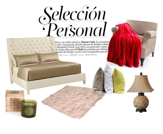 """Bedroom"" by ibuperi on Polyvore featuring interior, interiors, interior design, home, home decor, interior decorating, Hawkins, Archipelago Botanicals and bedroom"