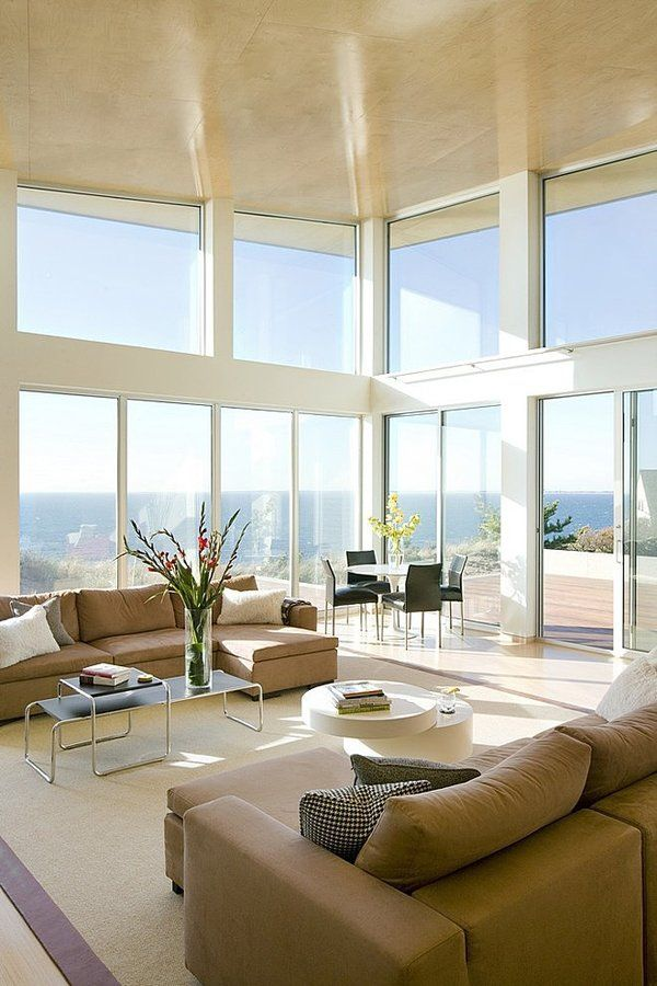 Small Modern Cape Cod House Plan Cathedral Ceiling 1 Car: 17 Best Ideas About Modern Beach Houses On Pinterest