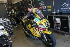 Tom Lüthi: Australien Grand Prix, Phillip Island
