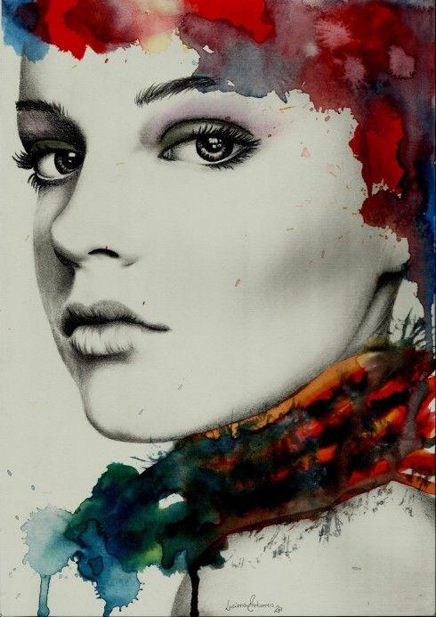 Watercolor art- Makes art look simple