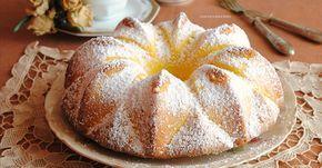 La ciambella alla panna è un dolcesoffice e gustoso, adatto alla prima colazione, alla merenda, e se avete bisogno di una dolce coccola!