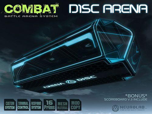 [NeurolaB Inc.] BATTLE Disc Arena 2.0 - 2014 | Flickr - Photo Sharing!