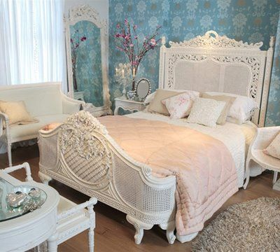 25+ best ideas about French style bedrooms on Pinterest | French ...