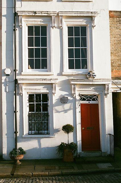 London, England #townhouse #kamienice #slkamienice