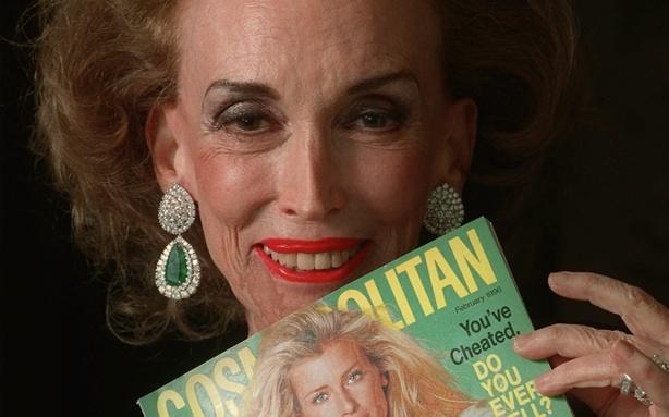 Helen Gurley Brown and Cosmopolitan