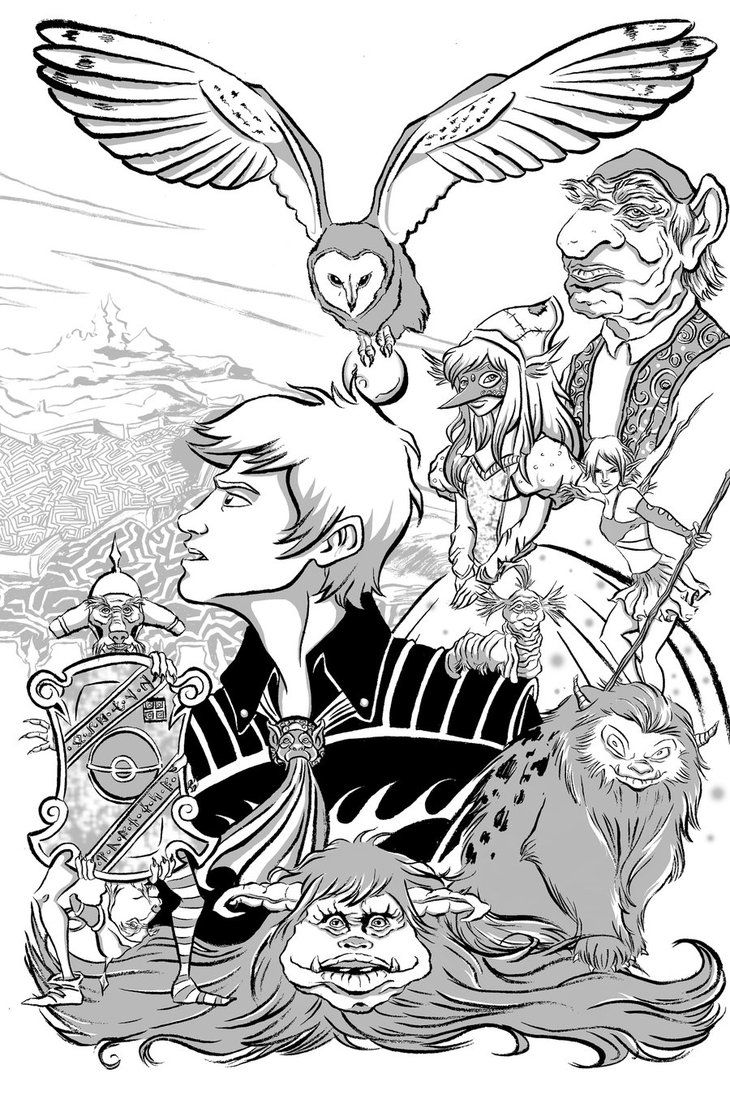 Return to Labyrinth by TerryBlas.deviantart.com on @DeviantArt