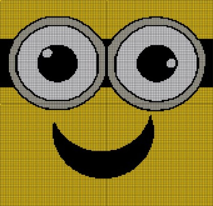 230 best graphgans images on pinterest crochet patterns crochet minions crochet pattern afghan graph 500 pattern now available in ms excel ccuart Choice Image