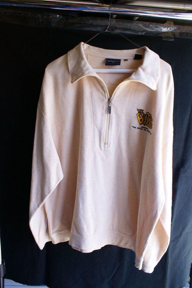 "Bobby Jones Men's Large Long Sleeve Sweater ""The Bubsy VI"" Preowned #BobbyJones #Sweater"