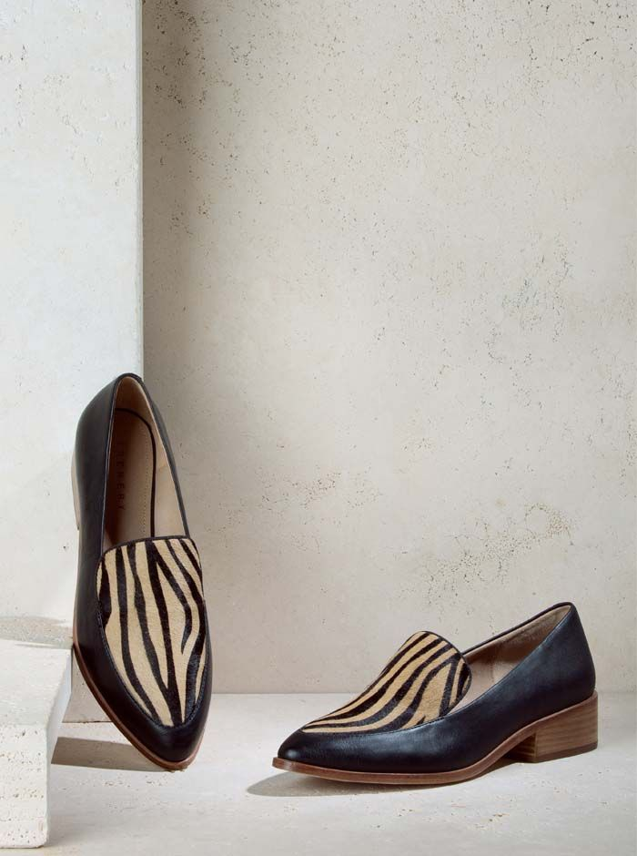 Caro Contrast Loafer