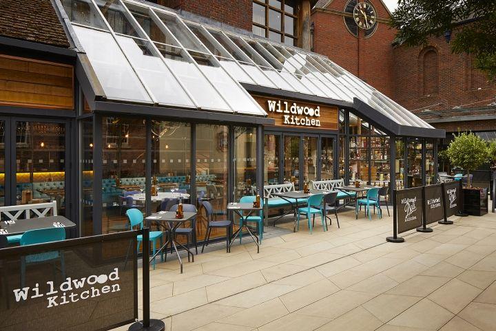 Wildwood Kitchen Restaurant & Deli by Design Command, Worcester – UK » Retail Design Blog