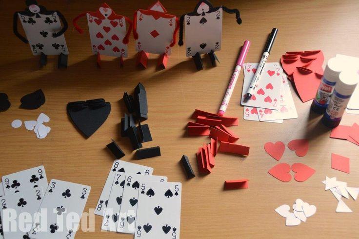 Alice in Wonderland - Soldier Craft